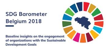 SDG barometer banner