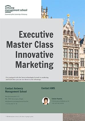 Executive Master Class Innovative Marketing