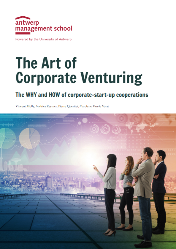 The Art of Corporate Venturing