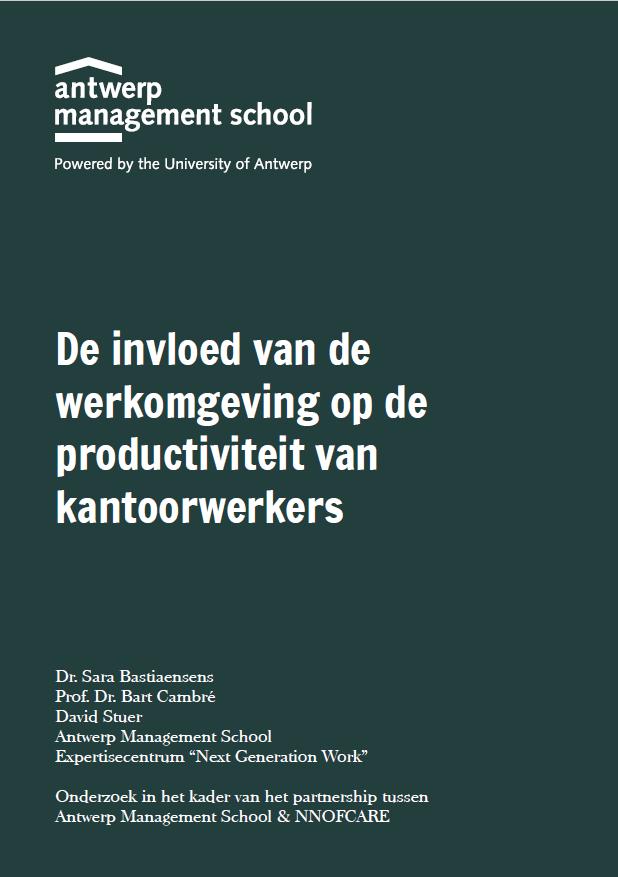 De invloed van de werkomgeving op de productiviteit van kantoorwerkers