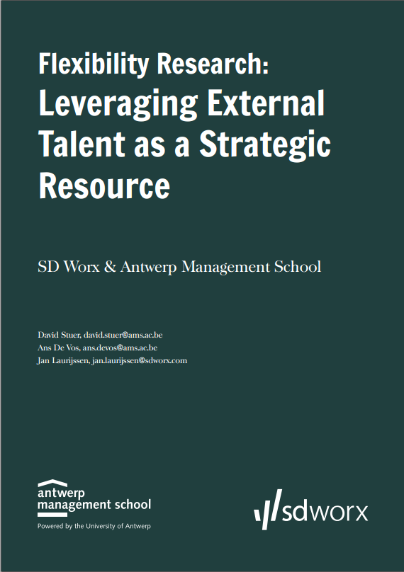 Flexibility Research: 'Leveraging External Talent as a Strategic Resource' (part 2/3)