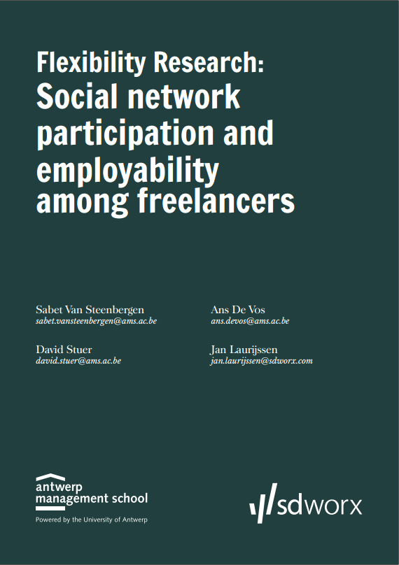 Flexibility Research: 'Social network participation and employability among freelancers' (part 3/3)